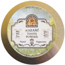 SchZAM! Tooth Powder